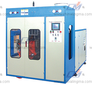 Automatic Hydraulic Molding Machine-55